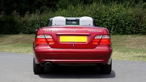 car mercedes red red mercedes benz clk 300 convertible free image peakpx