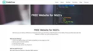 Where Can I Make A Where Can I Create And Host A Free Website For An Ngo Updated