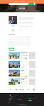 real estate listing template real estate and property listing template by template mr themeforest