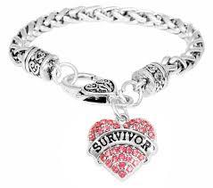 amazon com breast cancer support survivor bracelet engraved gift