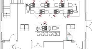 restaurant kitchen restaurant kitchen design layout restaurant