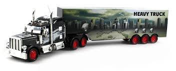 amazon heavy 12 semi electric rc truck cargo