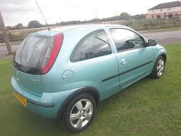 opel corsa 2004 second hand vauxhall corsa 1 2i 16v energy 3dr for sale in