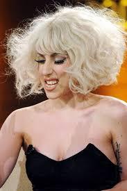 Schlafzimmerblick Frau Lady Gaga Bei
