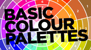 2017 Design Colors Graphic Design Tutorial Basic Colour Palettes Youtube