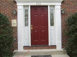 How To Paint An Exterior Door Front Doors Painted Front Door Inspiration Paint