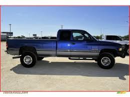 1996 dodge ram 4x4 1996 dodge ram 2500 slt extended cab 4x4 in brilliant blue pearl