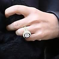 kate engagement ring see kate s engagement ring brides