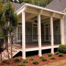 Railings And Banisters Ideas Best 25 Front Porch Railings Ideas On Pinterest Porch Railings