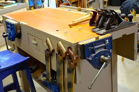 workbench height calls for tall or and short paul sellers u0027 blog