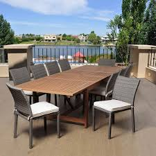 Rectangular Patio Tables Patio Dining Sets On Sale Bellacor