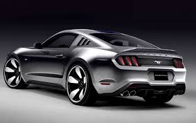 Mustang Car Black Fisker Galpin Auto Sports Rocket The Ultimate American Muscle Car