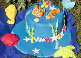Deco Anniversaire Tchoupi by Finding Nemo Cake Youtube