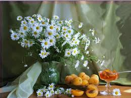 Green Table Gifts by Daisies Tag Wallpapers Page 2 Grandma Mums Kids Picking Daisies