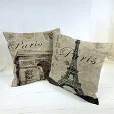 online get cheap paris cushion covers aliexpress com alibaba group
