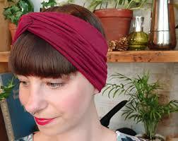 burgundy headband https img1 etsystatic 188 1 5548153 il 340x2