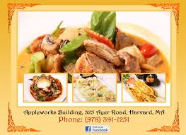 ma cuisine restaurant siam pepper cuisine restaurant food harvard ma