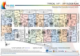 residential unit floor plan bay area suites official website