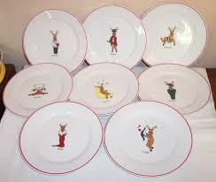 all 8 reindeer 8 25 salad dessert snack plates