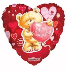 valentines baloons balloons foil mylar s day balloons 18