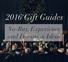 2016 gift guides donations supporting causes and people you