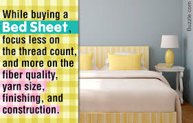 what is a good bed sheet thread count a guide to understand the thread count before you buy a bed sheet
