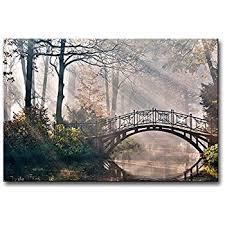 amazon com canvas print wall art painting for home décor brooklyn