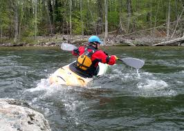 where to go for whitewater kayaking instruction in the northeast