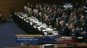 senate committee reviews sexual assaults military jun 4 2013 c