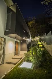 hillside house above budapest by arx studio architecture beast modern entrance by arx studio