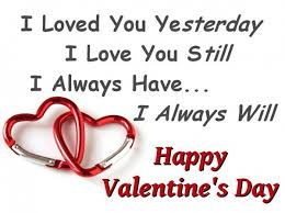 valentines day for him valentines day quotes for him parents and friends