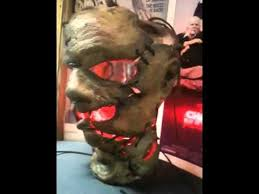 Texas Chainsaw Massacre Halloween Costume Texas Chainsaw Massacre 2 Replica Mask