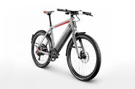 audi bicycle stromer st2 s electric bike review tested on the streets of l a