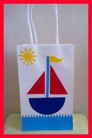 Sailboat Centerpieces Nautical Theme - nautical themed centerpiece happy birthday by personalizedpartydec