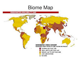 Biome Map Ppt Fresh Water Biome Powerpoint Presentation Id 277496
