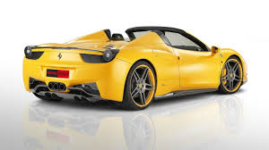 how much 458 spider novitec rosso has its way with the 458 spider autoblog