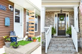 decorate front porch small front porch ideas how to decorate a porch love renovations