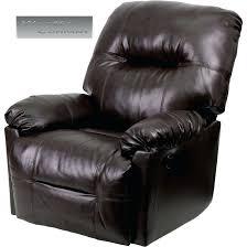 barcalounger premier reclining sofa barcalounger leather premier ii stetson coffee 3 seat reclining sofa