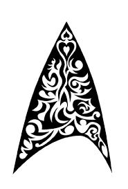 star trek tribal by beatnikshaggy on deviantart nerdy goodness