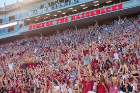 gifts for razorback fans fundraising tops 38 4 million arkansas razorbacks