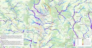 Photo Map Flash Flood Risk Map Ffrm U2013 Ib Humer Gmbh