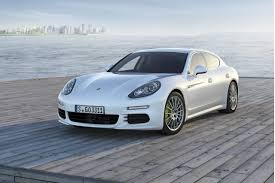 new porsche electric new smaller porsche four door sedan to be electric only rumor
