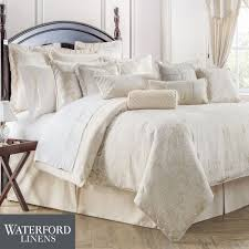 Damask Comforter Sets Paloma Damask Comforter Bedding By Waterford Linens