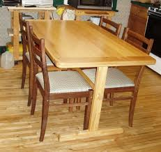 Maplekitchentablejpg - Maple kitchen table