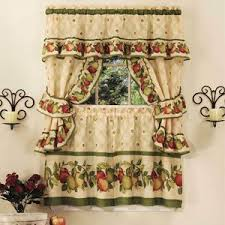 25 best window curtains tier u0026 valence combination sets images