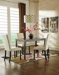 amazon com ashley furniture signature design kimonte dining