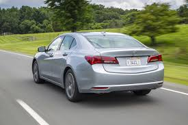 first acura 2015 acura tlx pushes new u201cit u0027s that kind of thrill u201d ad campaign