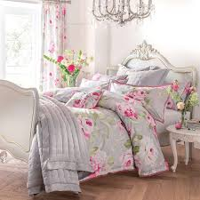 dorma pink nancy bed linen collection dunelm second bedroom