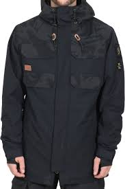 Snowboard Jackets From Burton 686 Volcom Adidas Patagonia And More