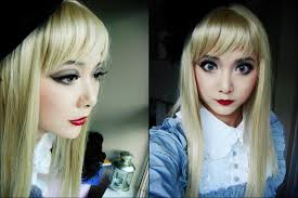 young blood makeup dolls cosplay